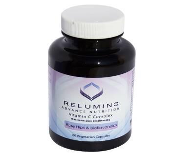 RELUMINS ADVANCE VITAMIN C (180 Vegetarian) ক্যাপসুল - USA