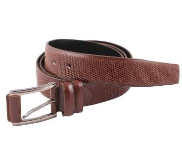 Menz Mixed Leather Formal Belt