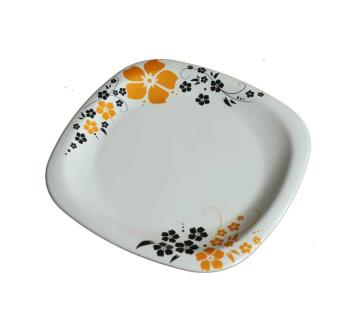 Square Plate 7.5 inch (6 Pieces)
