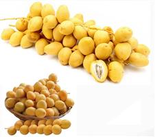 কাঁচা খেজুর ১ কেজি - মদীনা (১০০% হালাল )