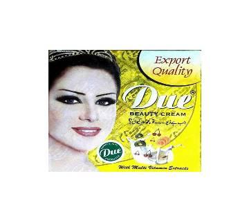 Due whitening cream - 40 g (Pakistan)