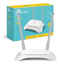 Tp-Link TL-WR850N double antenna router