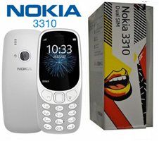 Nokia 3310 Feature Phone (2018) White - Vietnam