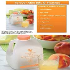 "Forever Bits N"" Peaches (1 liter ) USA"