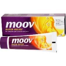 Moov Rapid Pain Relief Cream - 50g (Original Dubai)
