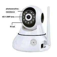 SMART NET CAM WIFI IP CAMERA (3 MP)