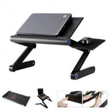 Mouse Tray With Aluminum Laptop Table