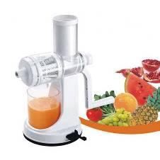 Manual Handling Juice
