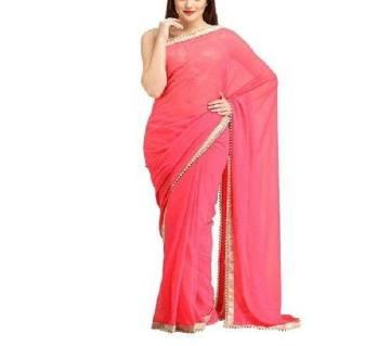 Indian weightless Georgette Saree For women