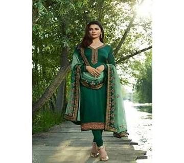 Indian weightless Georgette Embroidery  Salwer kameez forWmen