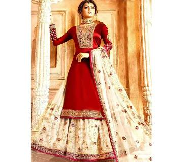 Indian weightless Georgette Embroidery Lehanga For women