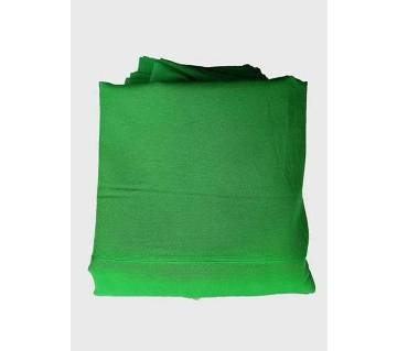 Green color Butterfly silk