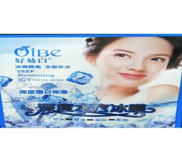 FACE CLEANSER ICY MUSK - China