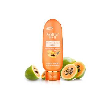 Softto Papaya Brightening Hand Cream 80g - China