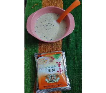 INSTANT OAT MEAL  WITH FRUITS AND VEGETABLES - China