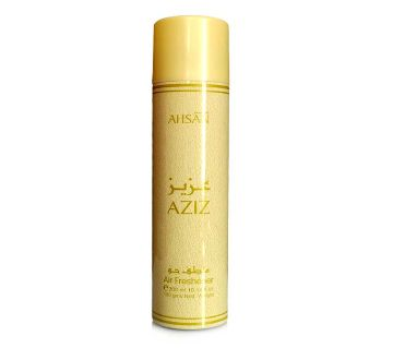 AHSAN AZIZ AIR FRESHNER 300ML-Oman