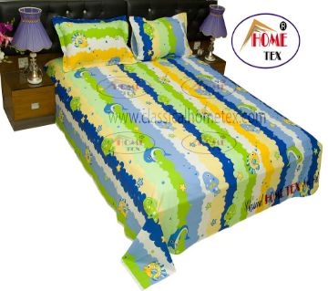 100% Cotton double bed sheet