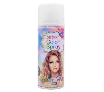 HAIR COLOUR SPRAY 120ml - China