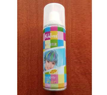 KINGEYE HAIR COLOUR SPRAY 120ml - China