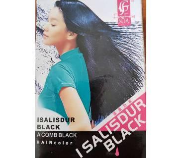 Isalisdur Unisex Hair Color Cream - China
