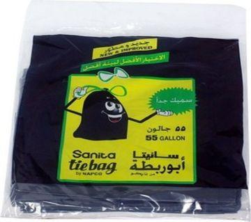 Garbage Tie bag 50 Gallon