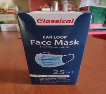Surgical face mask 100 pc