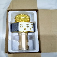 KARAOKE MICROPHONE SPEAKER WS 585R WSR