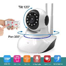 Wireless WiFi IP Camera