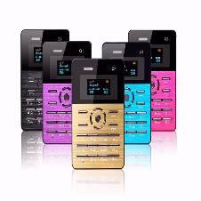 Q1 Mini Card Phone