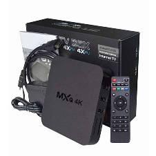 MXQ-4K অ্যান্ড্রয়েড TV বক্স