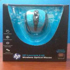 HP Laverock  2.4 GHz Wireless Optical Gaming Mouse