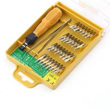 Universal Electronic Magnetic Screwdriver