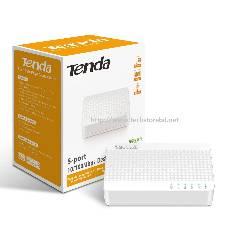 Tenda 5 Port Networking  Switch
