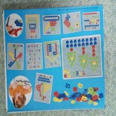 Board puzzle blocks