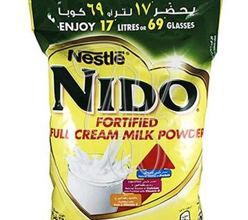 Nido fortified full cream milk powder 2.25kg UAE