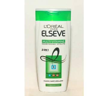 LOREAL PARIS elseve Multi vitamine Shampoo (France)