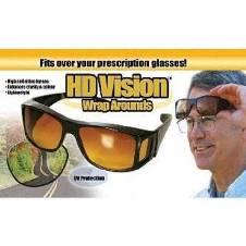 HD Night View Sun Glass