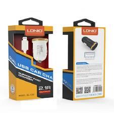 LDNIO DL-C22 Car Adapter