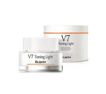 Dr Jart + V7 Toning Light Cream (Whitening Cream) 50ml  - South Korea (50ml)