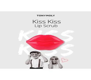 Tonymoly KISS KISS LIP লিপ স্ক্রাব - South Korea (9g)