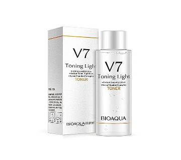 BIOAQUA V7 Toning Toner - 120ml Korea