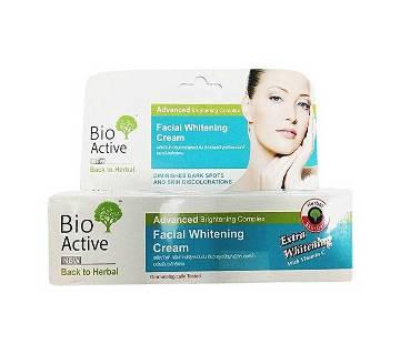 Bio-Active Facial Whitening Cream 100g - Thailand