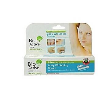 Bio Active Body Whitening Cream for Women 100ml - Thailand