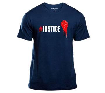 Justice - মেনস কটন টি-শার্ট