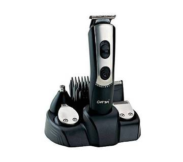 Gemei Rechargeable Hair Trimmer for Men GM-590 - Black