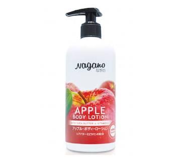 Nagano Apple বডি লোশন - 250 ml (Japan) (Original)