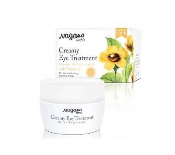 Nagano Cremy Eye Treatment - 15 ml (Japan) (Original)