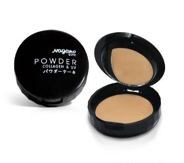 Nagano Powder Cake Nude - 10 gm (Japan) (Original)