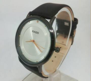 RADO LEATHER STRIP WATCH