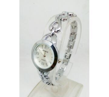 Metal Bracelet Watch for Ladies